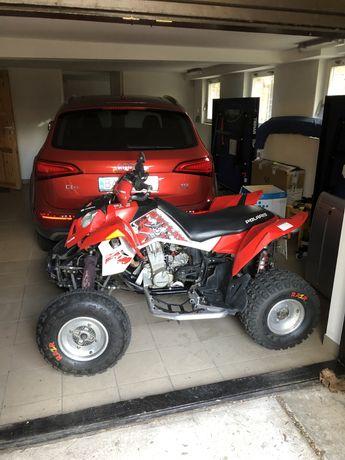 Quad ATV Polaris Outlaw 525 IRS KTM 700