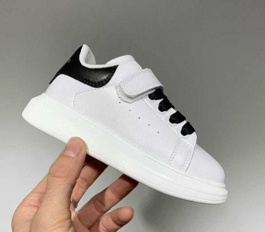 Стильные кроссовки для девочки маквины размеры 26-36