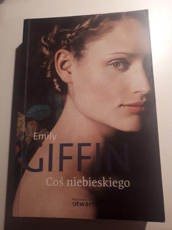 """""""Coś niebieskiego"""" Emily Giffin"""