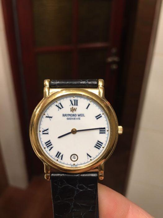 Zegarek Raymond Weil Geneve 18K gold 9145 Lub zamiana na telefon np.