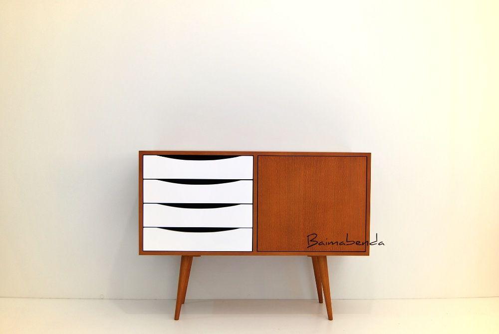 Movel Aparador / Sideboard / Retro vintage / Estilo Nordico