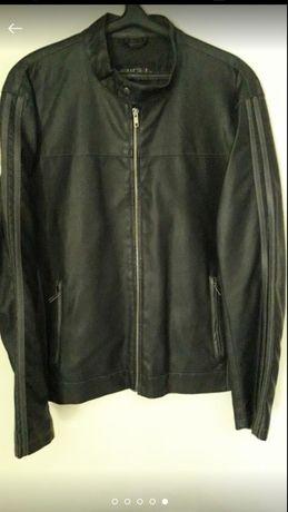 Мужская куртка спортивного типа.Курточка большой размер.