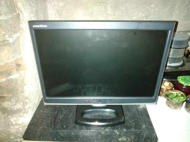 Monitor LCD Emachines