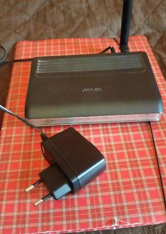 Modem i router w jednym urządzeniu - ASUS DSL-N10