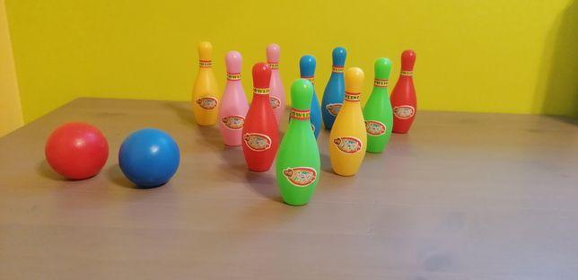 Kręgle do zabawy dla dzieci