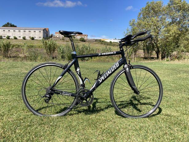Bicicleta Specialized S-works Transition Pro