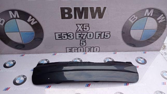 Нижняя крышка багажника BMW X5 F15 Ляда БМВ Ф15 нижня кришка