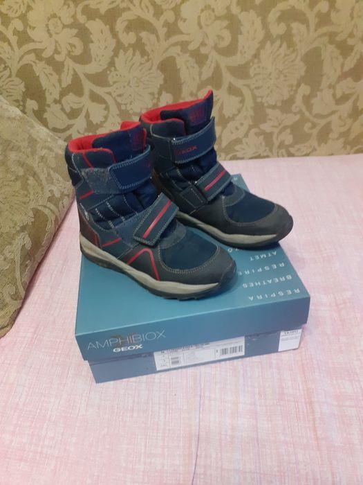 Зимние ботинки Geox Киев - изображение 1