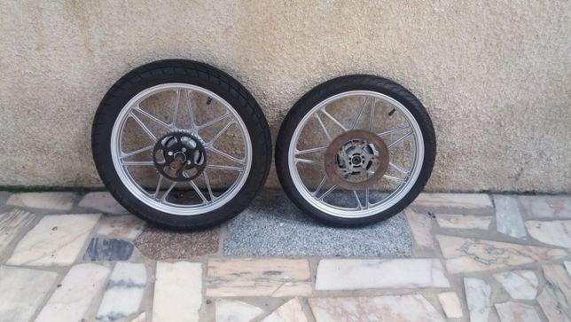Rodas de alumínio para motorizada