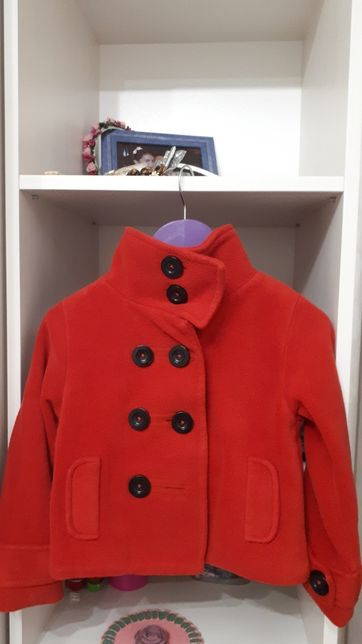 Стильне кашемірове пальтечко на дівчинку р.116,Next,Шрі ланка.