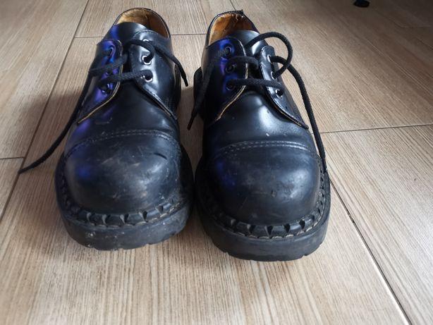 Glany, buty skórzane Heavy Duty, kultowe trzewiki