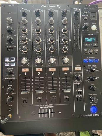Mixer Pioneer DJM-750MK2 jak nowy!