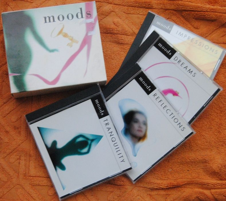 Moods*Impressions,Tranquility,Reeflections,Dreams/4CD Chojnów - image 1