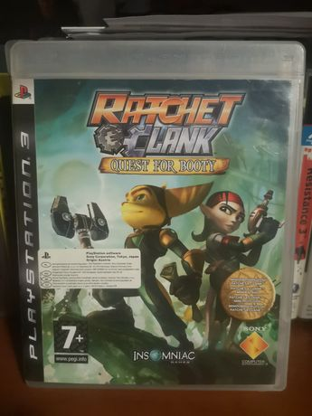 Ratchet and Clank Quest for Booty