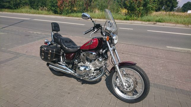 Yamaha xv 1100 virago  super stan(drag star 1100 shadow)