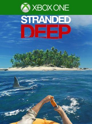 Stranded Deep Xbox One. Series S/x Xbox One
