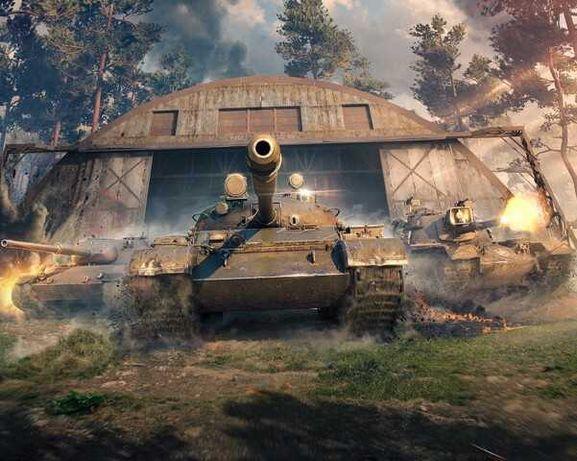 Услуги wot рефералка тренер World of Tanks буст аккаунтов