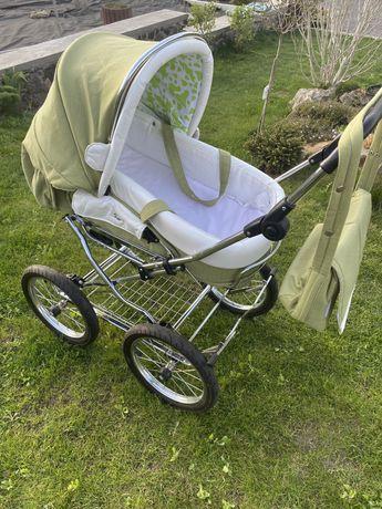Дитяча коляска Hesba Condor Coupe Lux