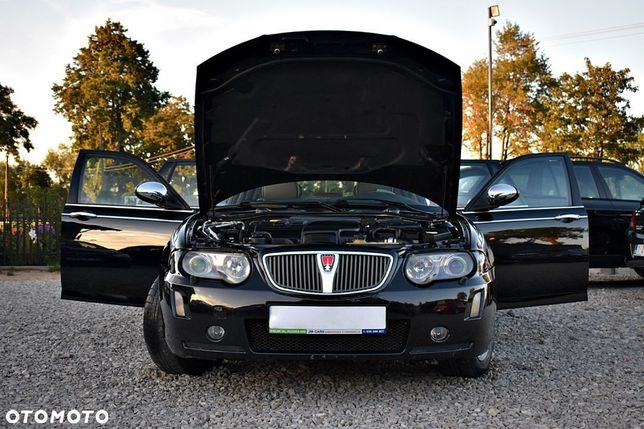 Rover 75 2.0cdti 130ps _xenon, Webasto, Grzane Fotele, Gwarancja,