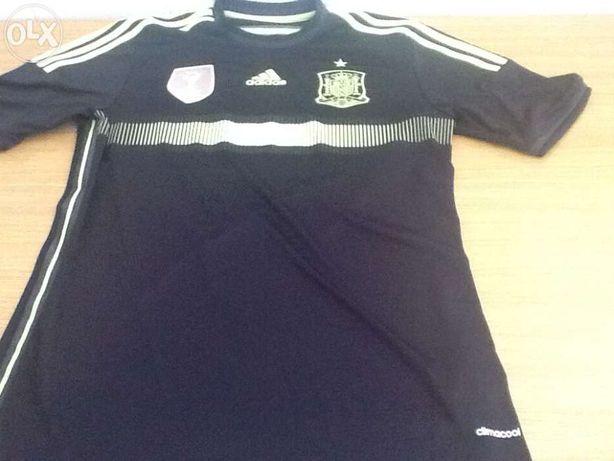 Camisa oficial Seleção Espanha