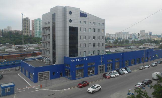 офис 186 кв.м +188 кв.м метро Лыбедская