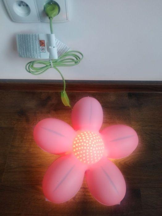 lampka kwiatek IKEA Wrocław - image 1