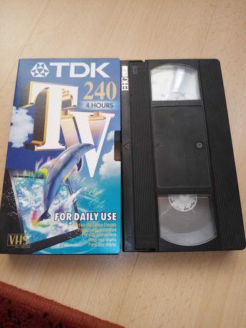 Kaseta VHS 180 lub 240 nowa