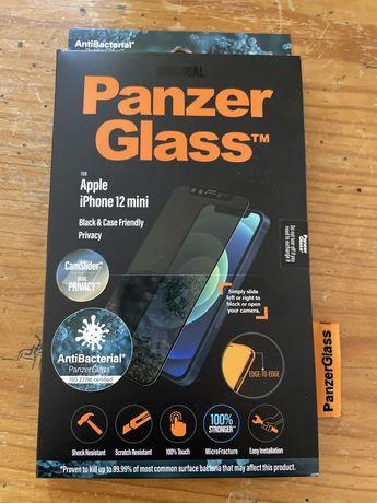 Protetor Ecrã Panzerglass para iPhone 12 Mini