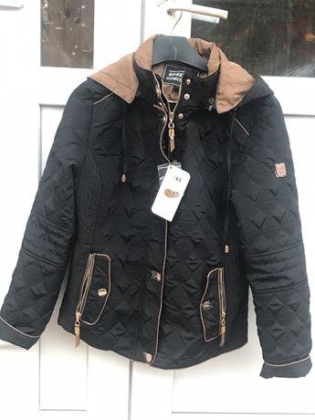 Куртка курточка новая весна- осень с биркой