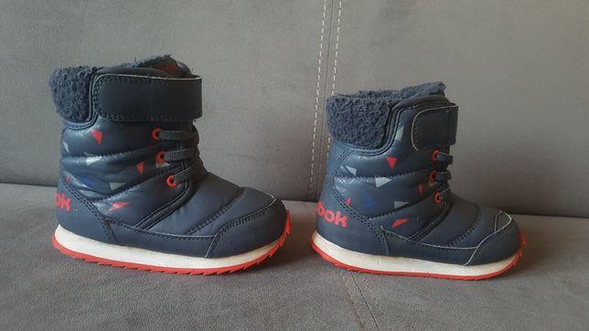 Zimowe buty dziecięce Reebok Snow Prime