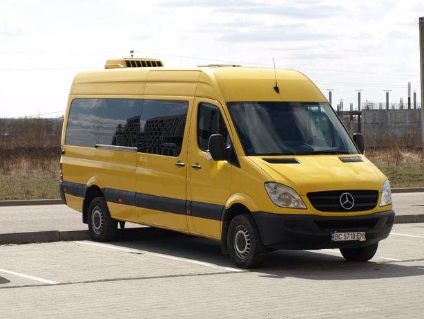 Продам бус Mercedes-Benz Sprinter 318 пас. 2006