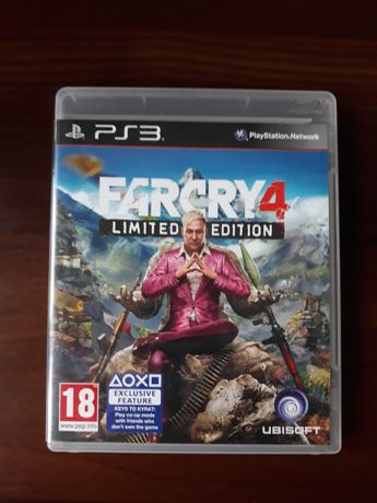 Farcry 4 na PS 3