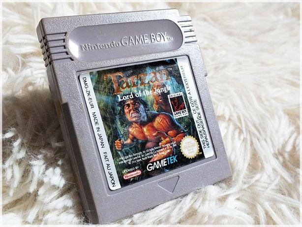 Kartridż TARZAN Nintendo GAME BOY DMG-01 Sprawdzony!!