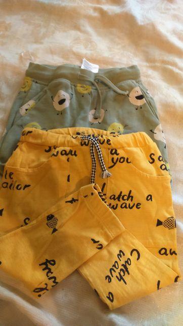 Spodnie chłopiece H&M