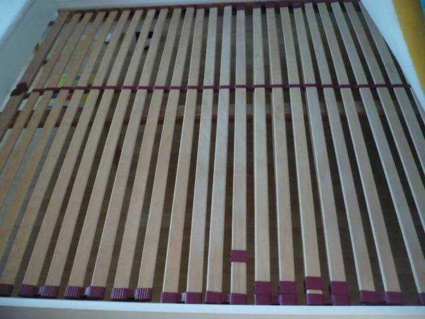 stelaż łóżka 160x200, regulowana twardość, możliwy transport