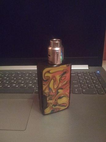Vape Drag 2, с коробкой