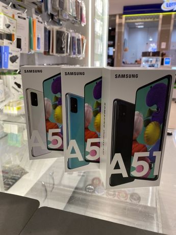 Samsung Galaxy A51 - KOLORY - NOWE !!!