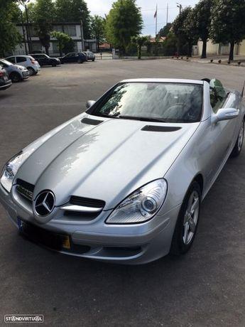 Mercedes-Benz SLK 200 K
