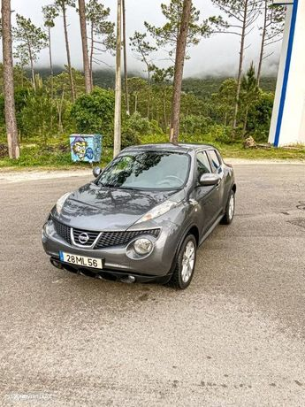 Nissan Juke 1.6 Eco Acenta Connect