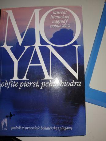 """Obfite piersi, pełne biodra"" Mo Yan"