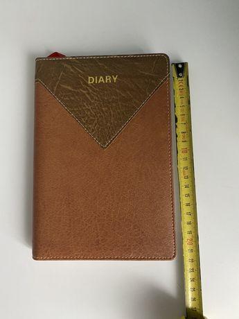 Блокнот, недатированый ежедневник, дневник