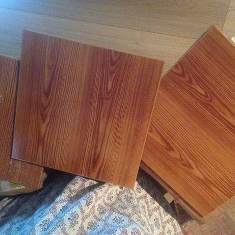 Tijoleira a imitar madeira