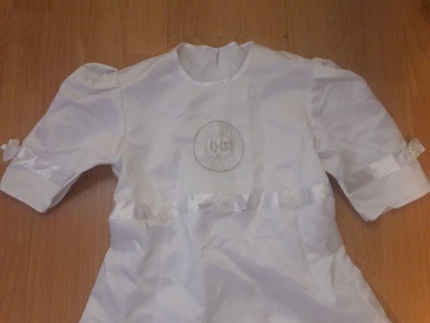 Tanio sukienka komunijna dodatki