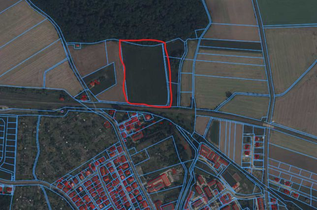 Działka rolna ~3,96 ha Otmuchów