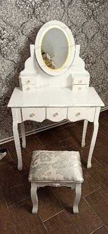 Косметичний столик Туалетний столик підсвітка СЕНСОРНЕ УПРАВЛІННЯ