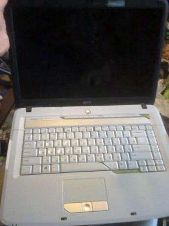Ноутбук ACER 5520 по запчастям