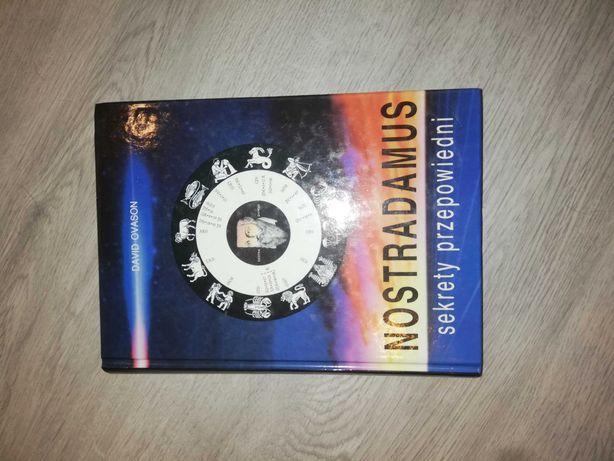 Książka Nostradamus sekrety przepowiedni/ David Ovason