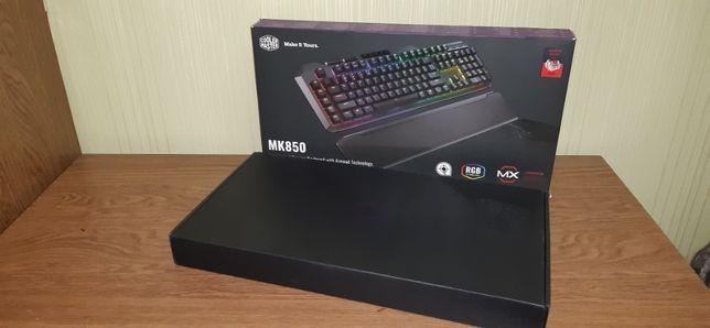 Клавиатура проводная Cooler Master MK850 USB   ЦЕНА  СНИЖЕНА!!!