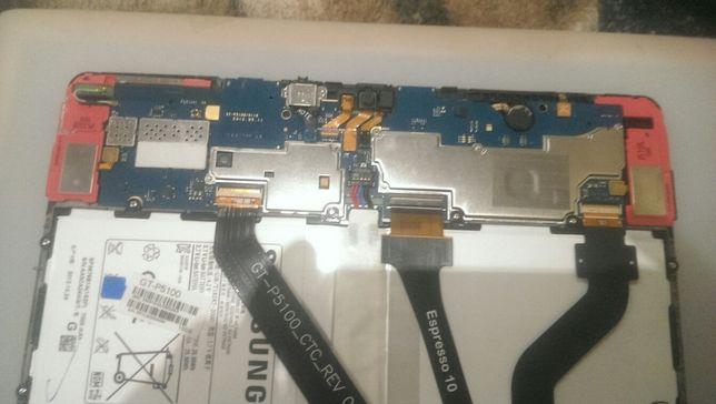 Samsung galaxy tab 2 10.1 запчасти
