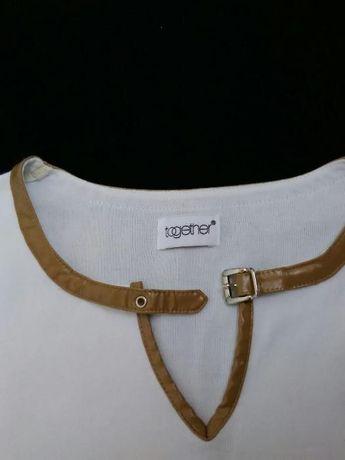 Кофточка трикотажная футболка 42-44